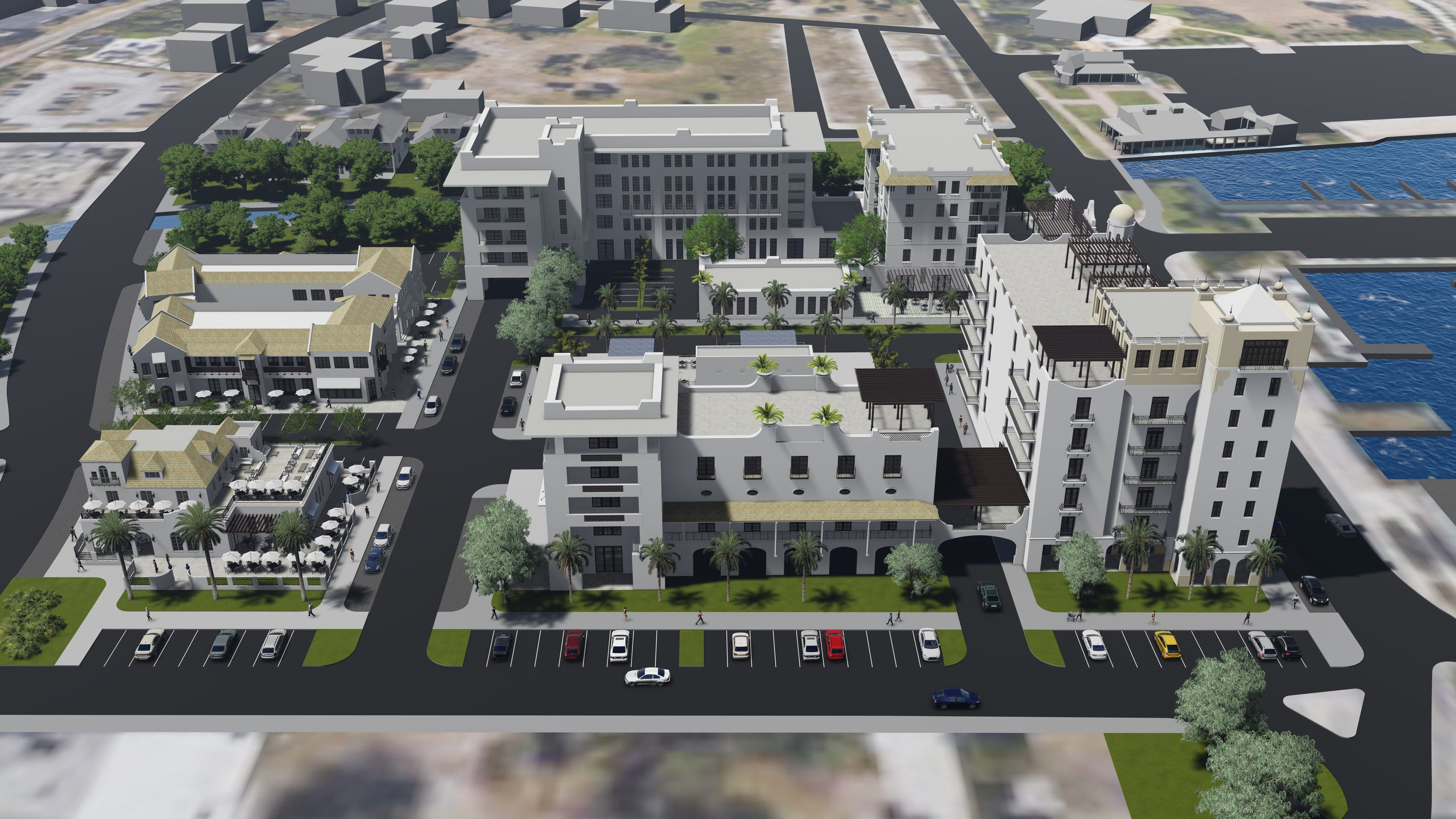 Fort Pierce Pushes Forward With $85M King's Landing Project