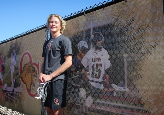 Cade Rogers helped Oaks Christian earn a co-Marmonte League title and reach the USL-Southern Section-Northern Division semifinals.