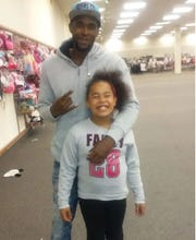 "Allen ""Ace"" Melton and his 8-year-old daughter, Nina."