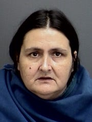 Rose Marie Cherry, 54, 5-feet-5, 280 pounds, brown hair, brown eyes. Wanted for hinder apprehension – prosecution of known felon-sex offender.