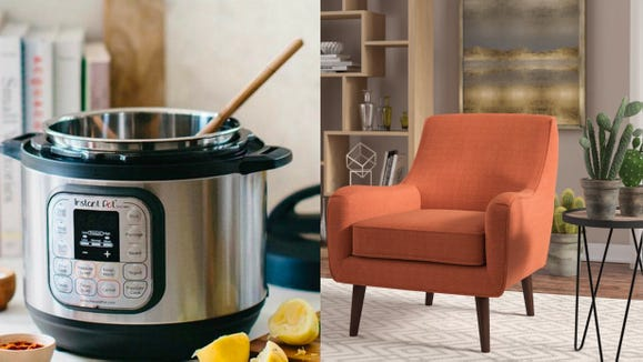 Upgrade your home with some of these great, discounted products.