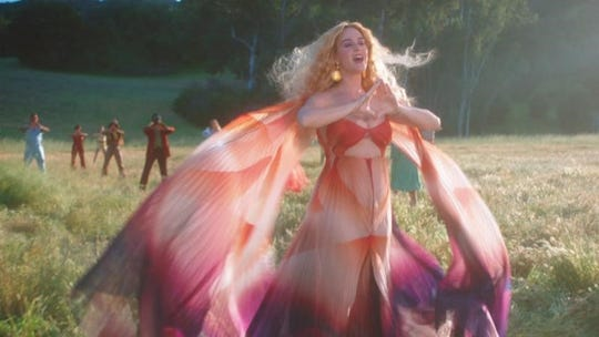 """Katy Perry tries to move on from a past relationship in new single """"Never Really Over."""""""