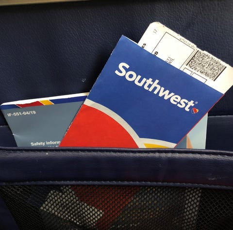 Southwest Airlines is getting rid of ticket...