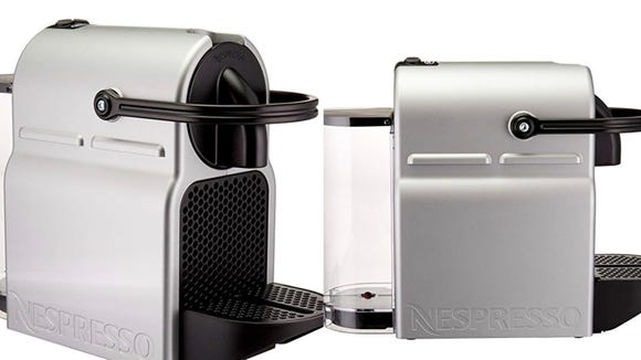 Get a perfect cup of 'joe every time with the Nespresso.