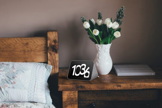 The Lenovo Smart Clock with Google Assistant replaces smartphones for alarm clocks, and provides a powerful personal organizer to help get students through their day. Available in stores June 3, for $79.99 .