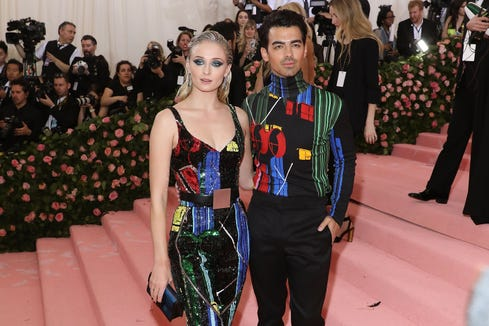"""It's all good: Diplo says there's no bad blood between him and Joe Jonas after comments he """"ruined"""" Jonas's wedding to Sophie Turner."""