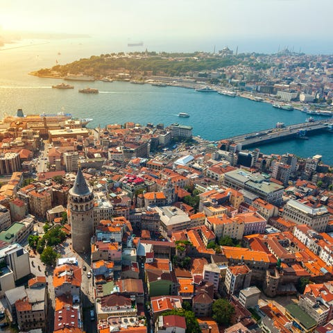 Istanbul recently opened a new $12 billion...