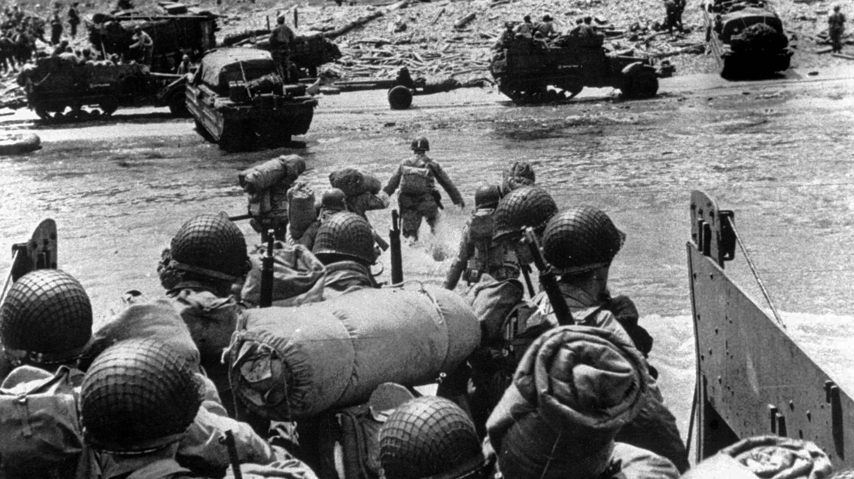 D-Day: Photos from Normandy to mark 75th anniversary of D ...