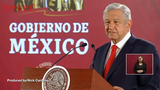 Mexico's President is responding to President Trump's decision to impose tariffs on his country. Veuer's Nick Cardona has that story.