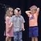 "A little boy hijacked his family reunion's talent show to sing the ""Star Wars"" imperial march. The video has gone viral."