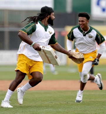 Packers RB Aaron Jones stepping in as host for Green & Gold Charity Softball Game in June