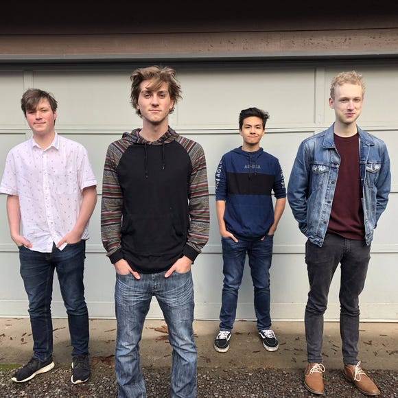 Bremerton band OneSki is one of a bakers' dozen local performers set for the first Poulsbo's Day of Positivity from 1-9 p.m. June 8 at the Muriel Ivesrson Williams Waterfront Park. The event also features arts and crafts, face painting and other activities.