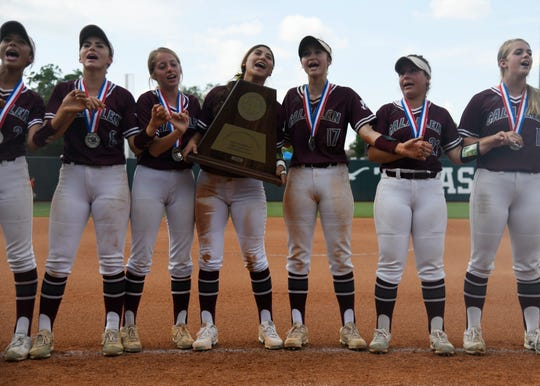 Calallen Softball Named Caller-Times High School Team Of