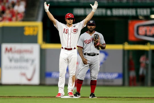 Cincinnati Reds: TV ratings and attendance up from last year