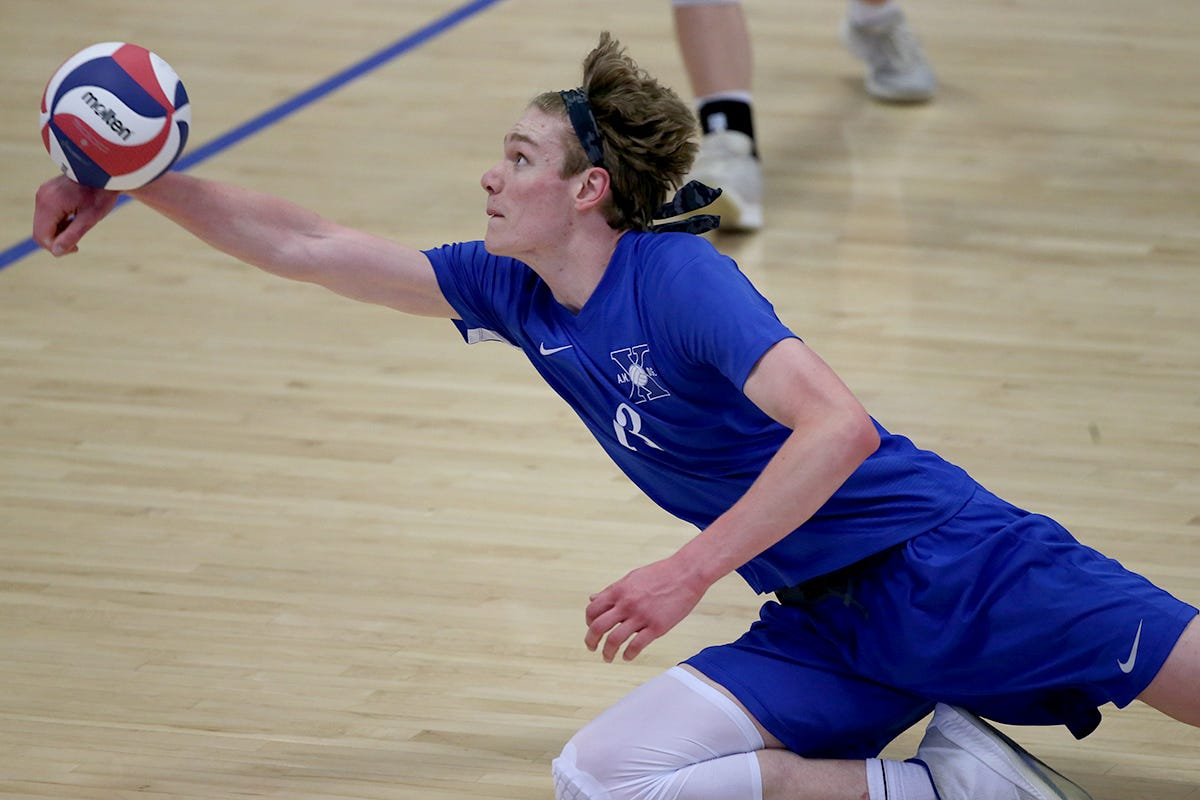 PHOTOS: St. X, Lakota East, Moeller, La Salle play in Ohio state boys volleyball, June 1-2