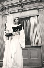 Rabbi Sally Priesand, ordained by Hebrew Union College in 1972, was the first woman rabbi in America.