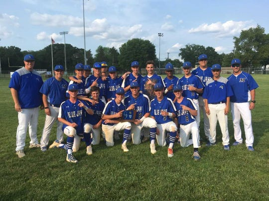 Middlesex won the 2019 Central Group I baseball championship with a win over Point Pleasant Beach.
