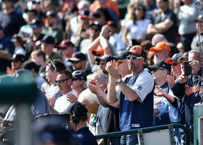 The Tigers are offering tickets to June games for $9 in the upper deck and $14 in the lower deck through midnight Sunday.