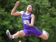 Track notebook: Pierce Thomas doesn't just stand out on the court, WeBo star a state champ again