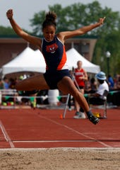 Brooklyn Cosey was aiming for her third state appearance as part of a relay team and her second as an individual in the long jump.