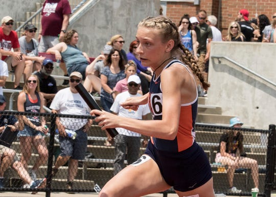 Kaitlin Bailey will return next season, but could've been part of a team state championship this year.