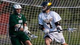 Highlights and interviews from Lake Orion's 12-11 victory over Hartland in the boys' lacrosse state quarterfinals.