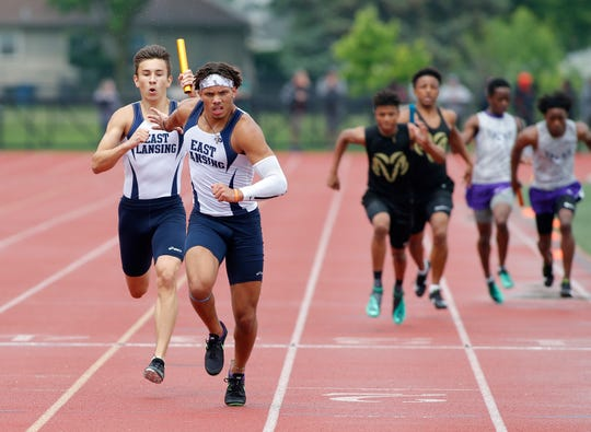 Boys Track And Field: Lansing Area Dream Team, All-area