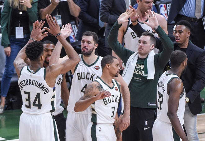 The Bucks put together a cohesive squad with players thoroughly enjoying playing together.
