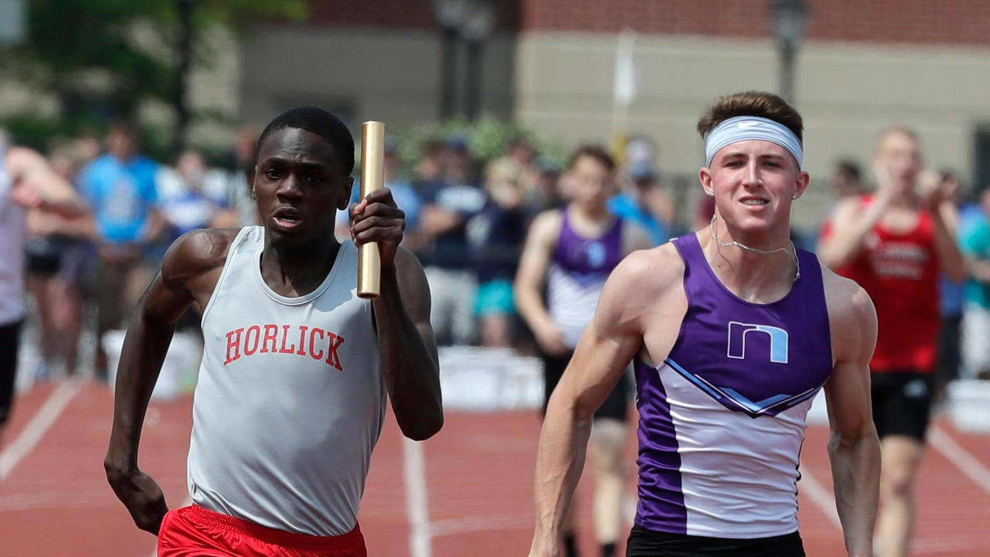 They mourned the loss of teammate Kai Lermer in April. In his honor, Waukesha North finished within inches of the 2019 state track title.