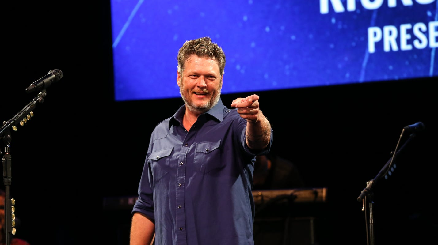 Blake Shelton on 'God's Country': His unexpected 20-year trek to his 'biggest hit'