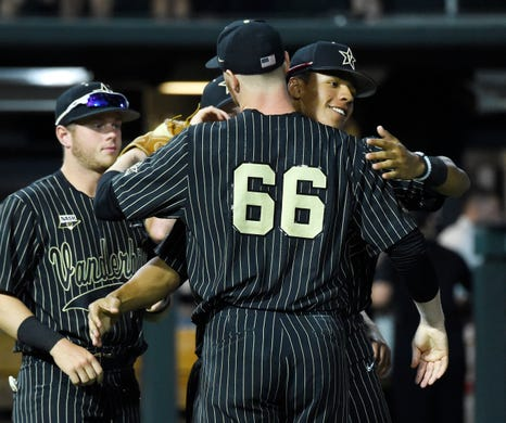 NCAA Baseball Tournament: Vanderbilt, Drake Fellows top Ohio State
