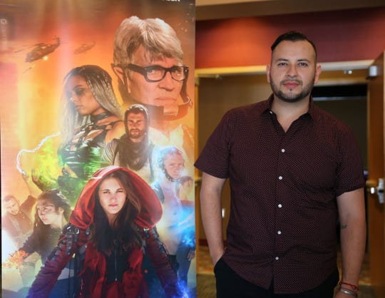 "Filmmaker Joe Lujan, who was born in Las Cruces, turned his passion for filmmaking into a career. On Saturday June 1, 2019, he brought two of his films, ""Immortal Wars"" and ""Immortal Wars: Resurgence,"" to Las Cruces for a screening at the Rio Grande Theatre."