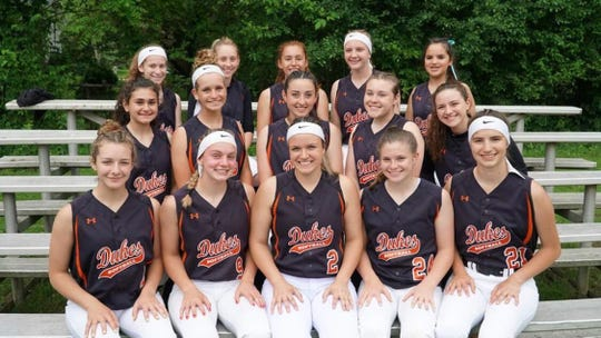 The Marlboro softball team reached the Section 9 Class B final as a seventh-seeded underdog.