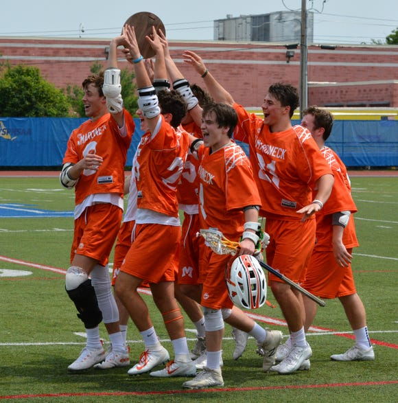 Mamaroneck captured the first regional championship in program history, beating Kingston 10-4 on June 1, 2019 at Middletown High School.