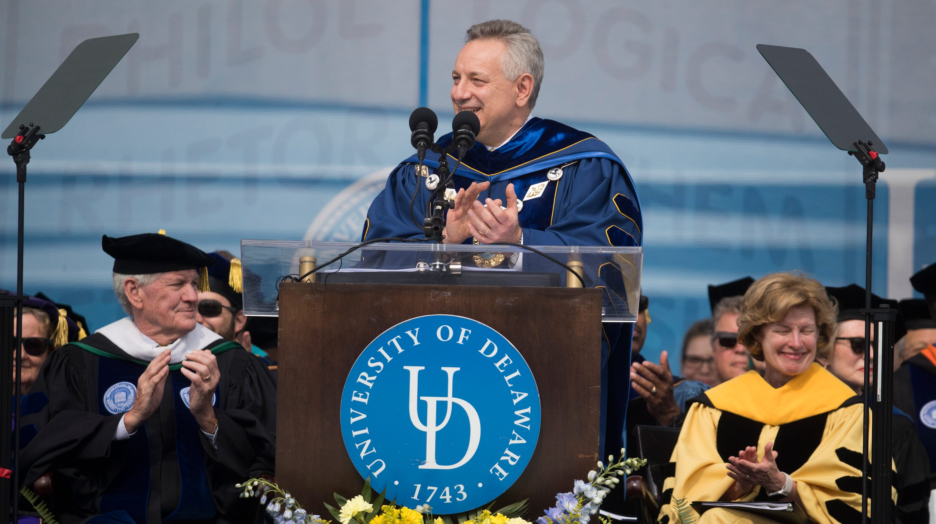 Fit Graduation 2020.University Of Delaware Raises Tuition Ahead Of The 2019 2020