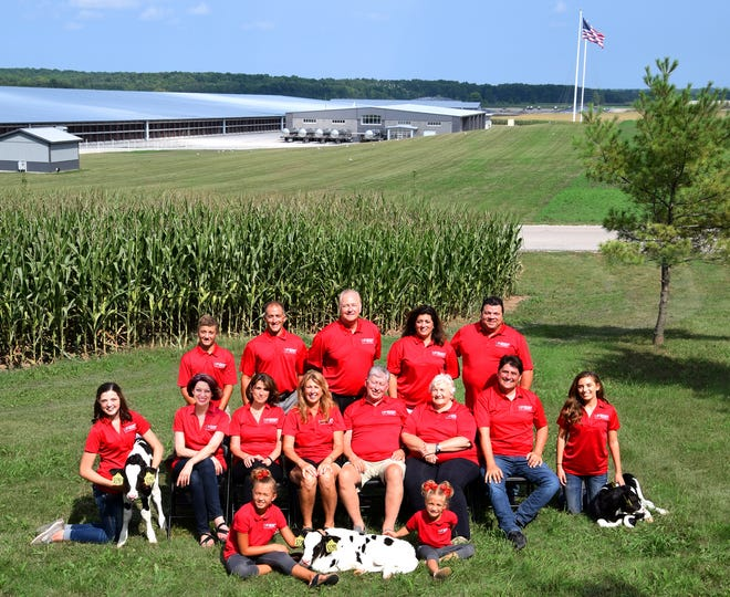 The Kinnard Family hosts Breakfast on the Farm on Sunday, June 16 in Casco, WI.
