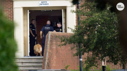At least 12 people were killed in a mass shooting in Virginia Beach.