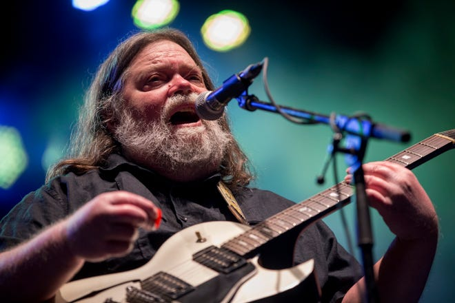 """Roky Erickson is the subject of a new tribute album, """"May the Circle Remain Unbroken."""""""