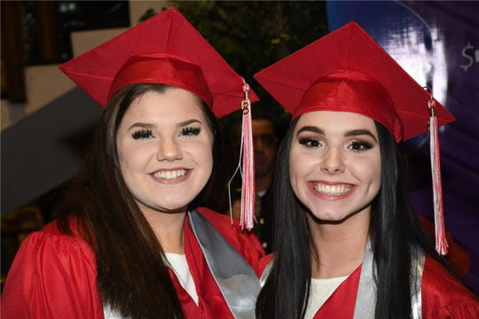 Graduates of Goshen High School