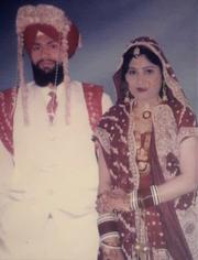 Gurpreet Singh and Shalinder Kaur
