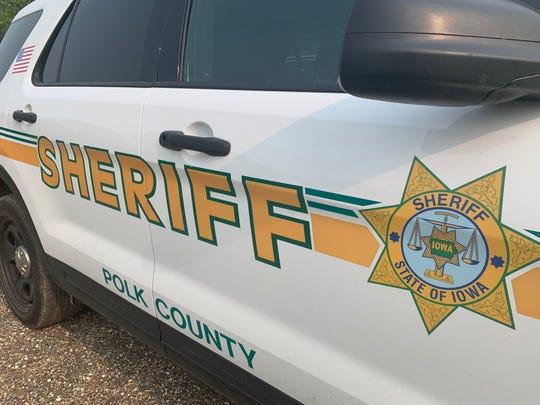 Polk County sheriff file art