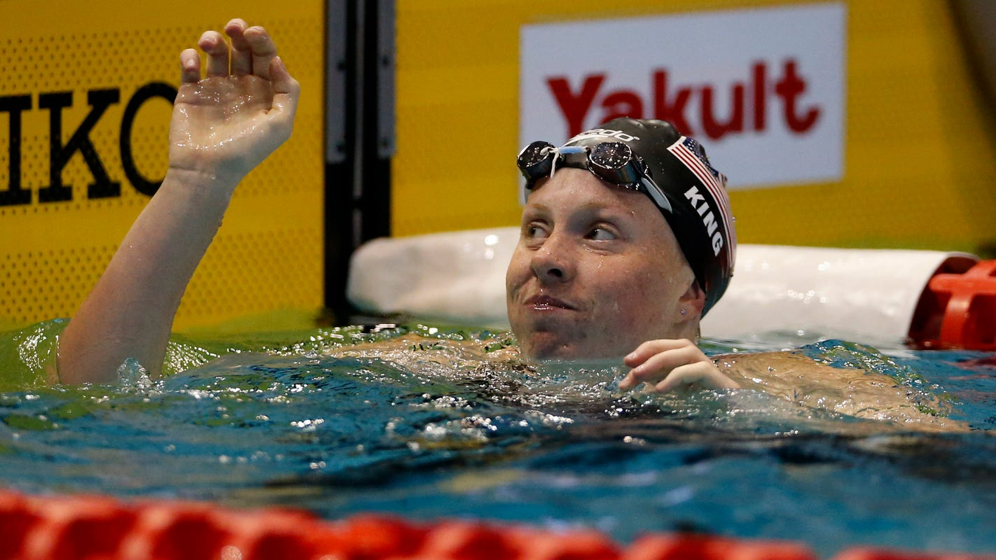 Swimmers agree, FINA Champions Series is 'step in right direction' for sport