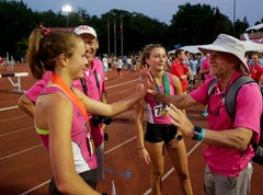 West Lafayette celebrates banner day at state track meet