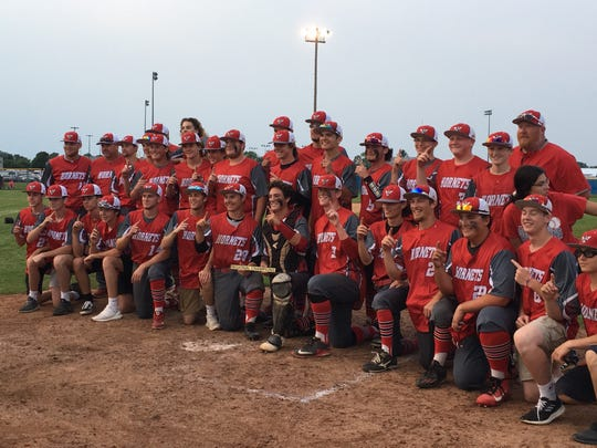 Rossville defeated Daleville 15-3 to win Saturday's Class A regional at Carroll