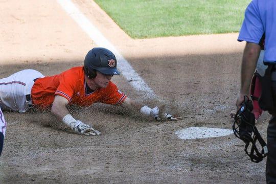 Auburn Baseball vs. Georgia Tech on Saturday, June 1.