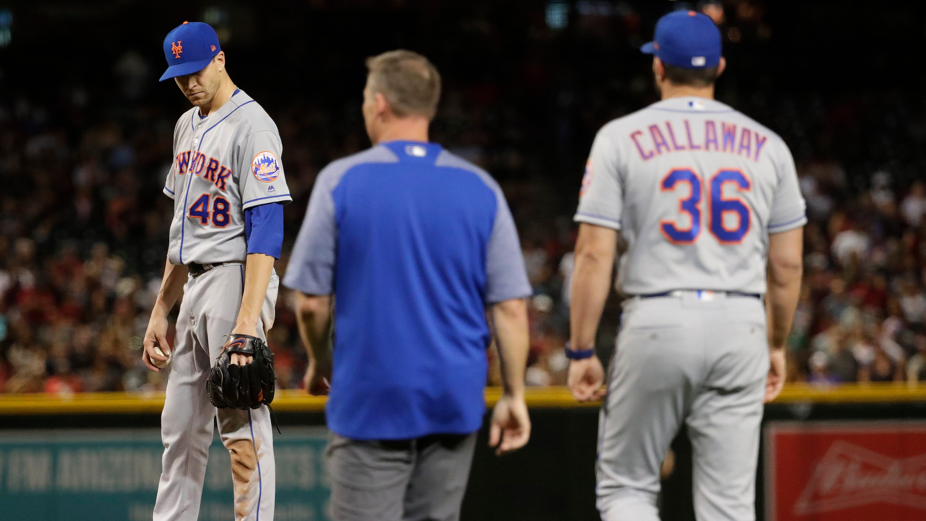 Image result for Mickey Callaway decision loses game for Mets
