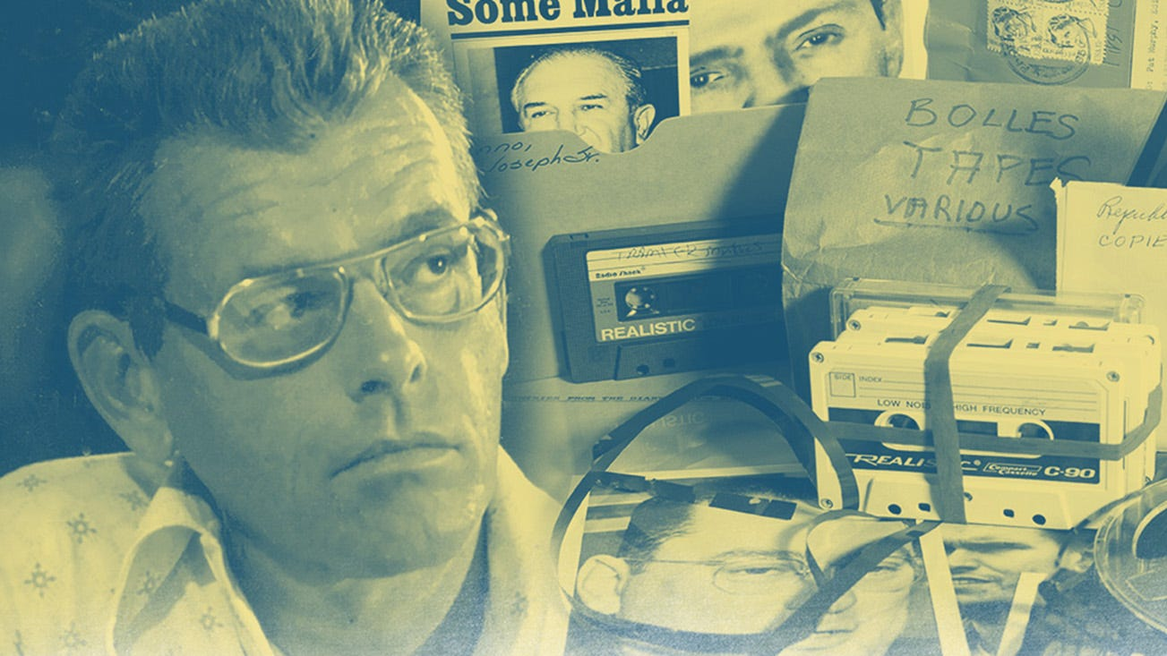 Listen to our new podcast, 'Rediscovering: Don Bolles, murdered Arizona journalist'
