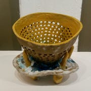 Terry Couch's piece won honorable mention at the 11th annual Golden Frame Awards.