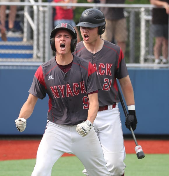 Lakeland defeated Nyack 5-4 in the Section 1 Class A baseball championship game at Pace University June 2, 2019.