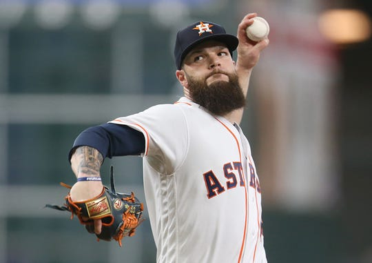Atlanta Braves agree to terms on deal with 2015 Cy Young winner Dallas Keuchel